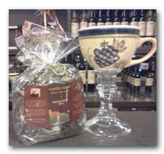 Wines Across Texas - Featured Boutique Item- Ever noticed that after a night of too much wine, some tea  can provide that perfect refresher? We have too. In fact, it's actually an old Texas secret, though the English have tried for years to claim it as their own. To make your tea drinking that much more fun, we'r carrying these great Redneck Tea Cups. Visit our gift shop & check out these and the other unique items we have on display!  Old Oak Square, Main Street 830.693.WINE