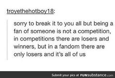 There's no winners