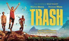 Groupon - Trash - Invito omaggio per 2 persone all'anteprima del film tratto dal romanzo di Andy Mulligan a Più sedi. Prezzo Groupon: €0