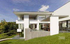 SU House, Stuttgart by Alexander Brenner Architects