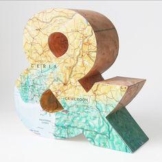 map letters - Buscar con Google