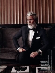 Aiden Shaw Dons Luxe Suits for The Rake Magazine image Aiden Shaw Model 2014 009
