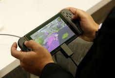 """Kovo pradžioje prekyboje pasirodys revoliucingoji """"Nintendo Switch"""""""