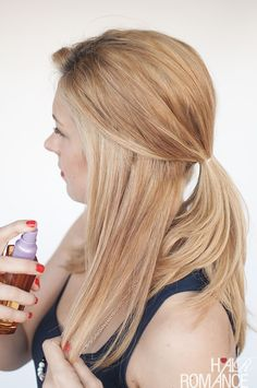 Hair Romance - 11 ways to use hair oils every day