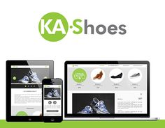 "Check out new work on my @Behance portfolio: ""Ka'Shoes""…"