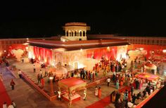 Jaipur: Top six Indian wedding destinations for your dream wedding (see pics)