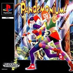 Old school video games: PANDEMONIUM. Repin if you remember!