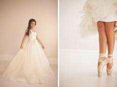 Beautiful wedding shoot. Makes me want to dance again!