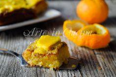 Torta di sabbia all'arancia ricetta veloce vickyart arte in cucina
