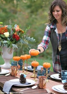 Friendsgiving Thanksgiving Celebration - party ideas, inspiration, and recipes with Chris Nease  #DiamondCrystalSalt