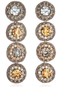 Carnival Small Drop Earrings