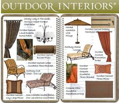 tuscan patio decorating ideas | Tuscan Style Living Room Furniture