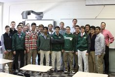 On November 19, 2013 former NBA player Troy Murphy '98 taught seniors in Brian Bowers' Leadership class. Lots of b-ball observations + great advice on goal-setting.