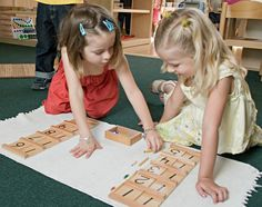 alignment of Montessori activities with common core standards for English Language Arts and Mathematics