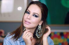 TUTORIAL DE MAQUIAGEM COM PIGMENTO | COMO USAR? por Juliana Goes