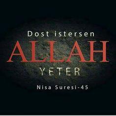 Musa Akkaya, Nefis Terbiye Islam Muslim, Allah Islam, Muslim Quotes, Islamic Quotes, Meaningful Words, Quran, True Love, Karma, Quotations