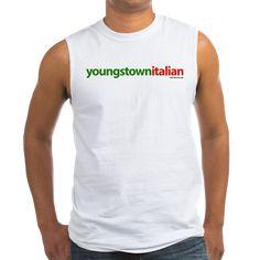 Youngstown Italian Men's Sleeveless Tee