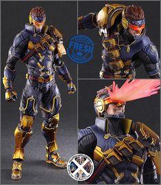 Cyclops x men Comic Book Characters, Marvel Characters, Comic Books Art, Comic Art, Character Inspiration, Character Art, Character Design, Marvel X, Marvel Heroes