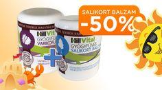 SKVELÁ LETNÁ AKCIA! Pri kúpe Varikoflex balzamu + Salikort balzamu získavate zľavu 50% na najúčinnejší balzam na migrény.