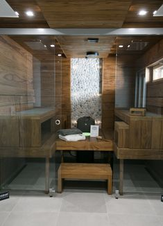 saunan värisävyt, ei lasiseiniä Portable Steam Sauna, Sauna Design, Finnish Sauna, Sauna Room, Saunas, Bathroom Layout, Dream Rooms, Spa, Sauna Ideas