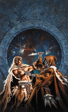 The Hunter Clyde Caldwell