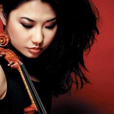 Sarah Chang - such an incredibly talented violinist!