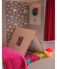 kid's bedroom idea - Home and Garden Design Idea's