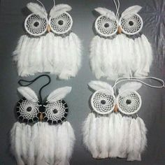 Owl Dreamcatchers