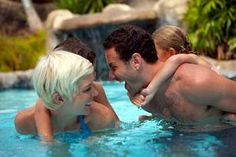 Have your husband laugh loudly in your face while swimming at the Hilton Barbados Resort, minutes from Needhams Point and George Washington House. This 4-star resort is within close proximity of Garrison Savannah and Barbados Museum and Historical Society. #barbados #resort #hilton #holiday #vacation #swimming #hotel #family  Get a beach tour along with your room too!