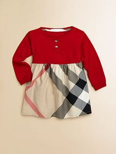 6f255ab98 48 Best Burberry baby clothes images | Toddler girls, Burberry baby ...
