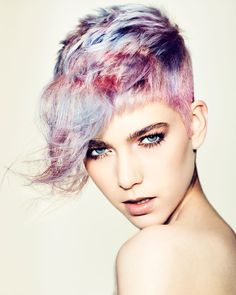 Latest Hair Trends, Sassy Hair, Coloured Hair, Cute Cuts, Cute Hairstyles, Short Hair Styles, Hair Cuts, Shorter Hair, Pixie Cuts