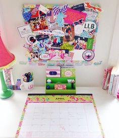 Preppy Desk, daily dose of prep, www.dailydoseofprep.com