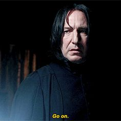Prisoner of Azkaban (Severus Snape) Professor Severus Snape, Harry Potter Severus Snape, Alan Rickman Severus Snape, Severus Rogue, Harry Potter Characters, Harry Potter Memes, Half Blood, Wattpad, Hogwarts