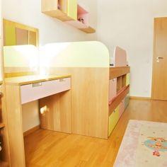 Dětský pokoj v masivu