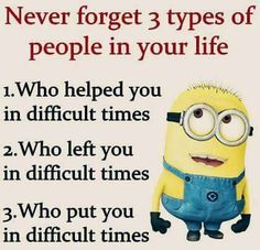 Never forget Minions Fans, Minions Love, Funny Picture Quotes, Funny Pictures, Funny Quotes, New Beginning Quotes, Types Of People, Timeline Photos, Never Forget
