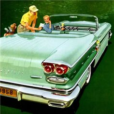 1958 Pontiac Bonneville Convertible Maintenance/restoration of old/vintage vehicles: the material for new cogs/casters/gears/pads could be cast polyamide which I (Cast polyamide) can produce. My contact: tatjana.alic@windowslive.com