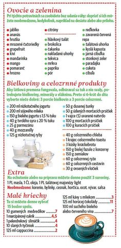 Schudnite do Vianoc 5 kg vďaka nášmu redukčnému plánu. Weight Loss Meal Plan, Weight Loss Drinks, Weight Loss Smoothies, Healthy Weight Loss, Fitness Tips, Health Fitness, Beauty Detox, Diet Recipes, Healthy Recipes