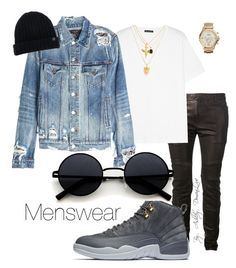 Designer Clothes, Shoes & Bags for Women Classic Style, Classic Fashion, My Style, Men's Fashion, Fashion Outfits, Blue Nike, Swagg, Acne Studios, Balmain