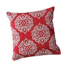 Special Edition by Lush Decor Sophie Zipper Shell Euro Pillow