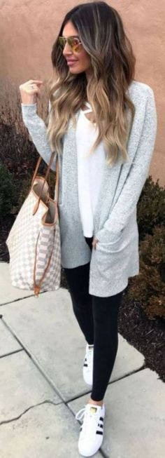 Best Comfortable Women Fall Outfits Ideas As Trend 2017 231