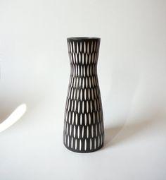 Elly & Wilhelm Kuch Studio Ceramics Vase WGP von DancesWithVases