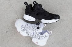 NAKED X REEBOK INSTA PUMP FURY DYNASTY PACK