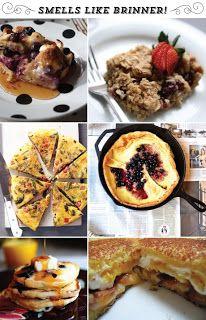 * Seek To Be Merry *: Breakfast for Dinner.
