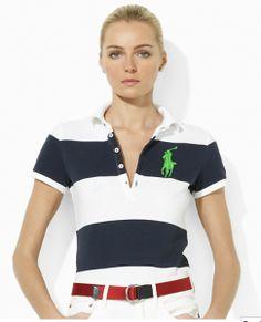 Polo Ralph Lauren Listrada RL1088 Polo Feminina 5d7d15ace2a08