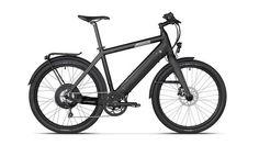 """Volkskrant 2 april 2015: De Stromer ST 2 is een droom die uitkomt """"Met Stromer, een supersonische e-bike, wil de Zwitserse fabrikant BMC de automobilist tot fietsen verleiden. Gaat dat lukken? De Volkskrant stapte op de speed-pedelec"""""""