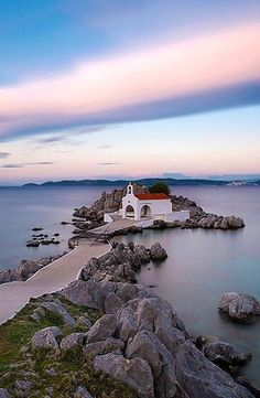 Agios Isidoros chapel, Chios Island, have to find this next visit! Dc Travel, Places To Travel, Places To Visit, Mykonos, Santorini, Chios Greece, Paros, Collateral Beauty, Greece Hotels