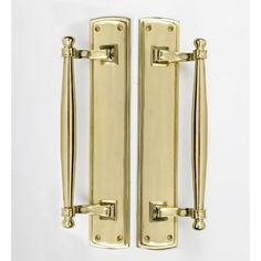 Large Pull Handle V1 - Assorted Metal Pull Handles - Pull Handles - Door Furniture - Catalogue | Black Country Metal Works