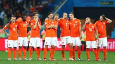 No Dutch Delight this time around - Netherlands 0-0 Argentina (2-4 aet) #worldcup