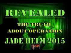 REVEALED: The Truth About Operation JADE HELM 2015 - YouTube