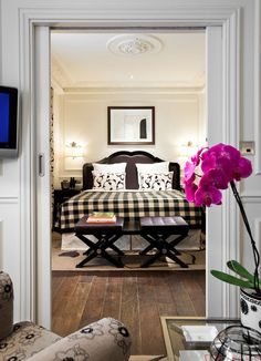 Hotel Keppler Paris - by Pierre-Yves Rochon